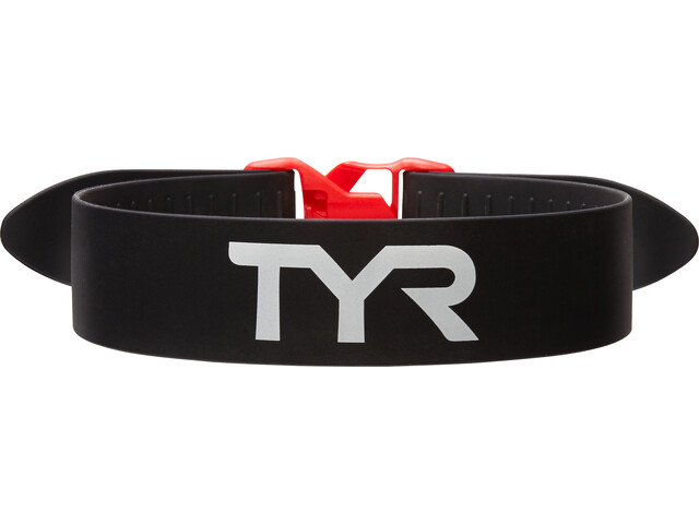 TYR Training Pull Strap Black/Red